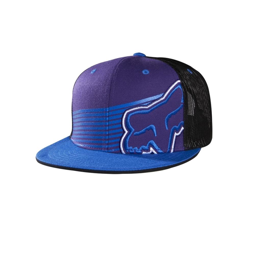 Boné Fox Alternative Snapback Azul - - Pro Mundial bd7f40928c5