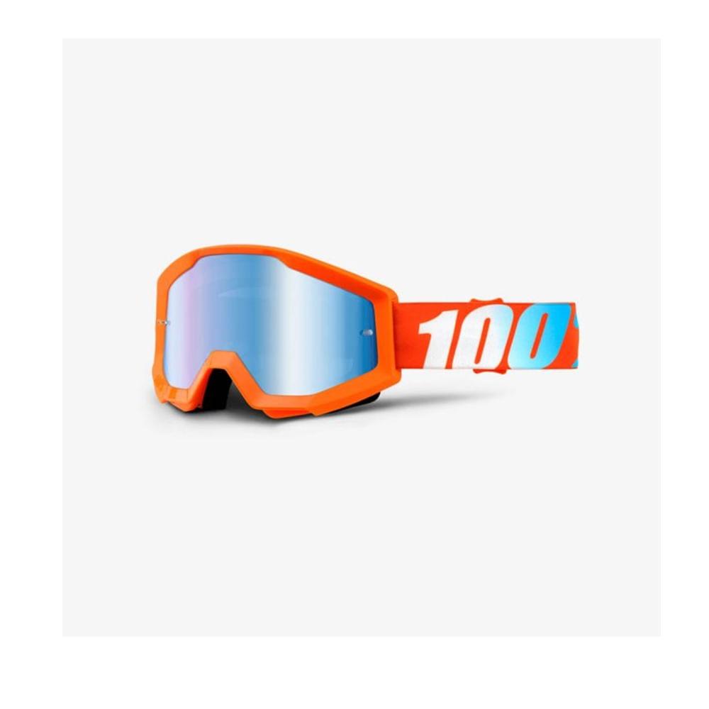 Óculos 100% Strata Espelhado - Pro Mundial 7aedc5c0cd