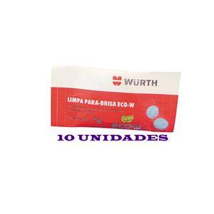 Limpa_Para-brisa_Eco-W_Em_Pastilhas_Wurth_-_5g_10_UND
