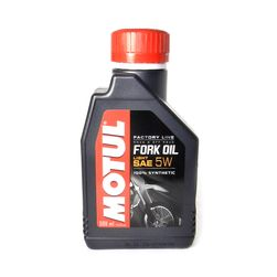 Oleo_Motul_Fork_Oil_Factory_Line_Light_5W_500_ml