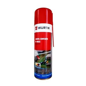 limpa-contato-spray-wurth-w-max-300-ml