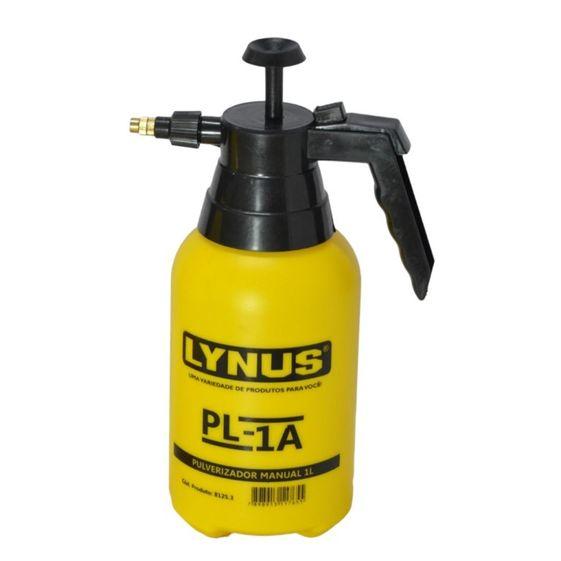Pulverizador Manual 1 Litro PL-1A - Lynus